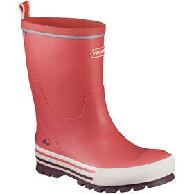 Viking Footwear Jolly Rubber Boots Barn coral/multi